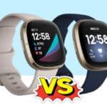 Wat is het verschil tussen Fitbit Sense en Versa 3 smartwatch?