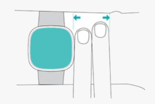 Fitbit Versa 3 (2020) Nederlandse Handleiding