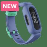 Fitbit Ace 3 - Activty tracker - Kinderen - 2021 - Blauw/Groen