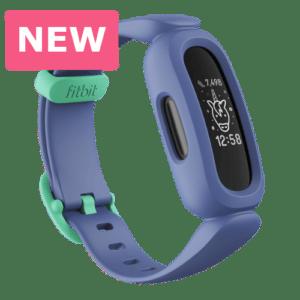 Fitbit Ace 3 - Activity tracker voor kinderen - 2021 - Blauw