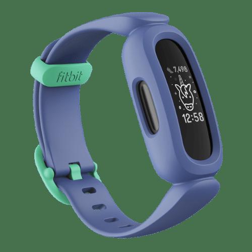 Fitbit Ace 3 - Activity tracker voor kinderen - Blauw / Groen - 2021