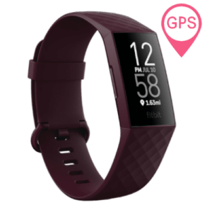 Fitbit Charge 4 - Activity tracker - 2020 - Paars