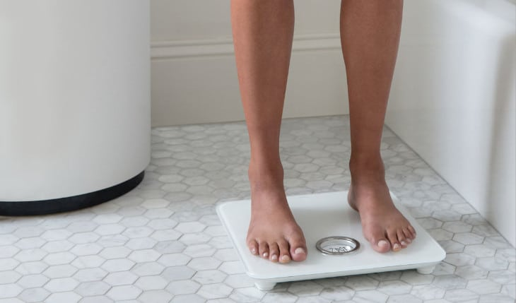 Fitbit Weegschaal BMI meten