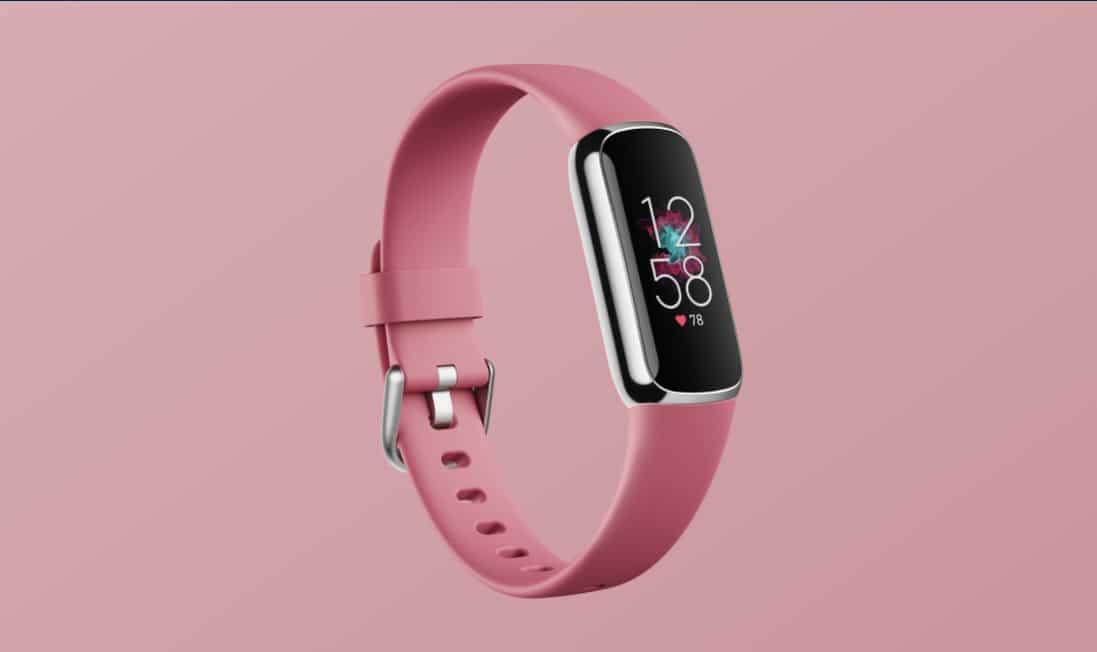 Fitbit Luxe fitnesstracker luxe roze