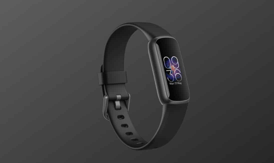 Fitbit Luxe fitnesstracker luxe zwart