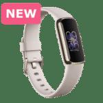 Fitbit Luxe - fitnesstracker - 2021 - Wit