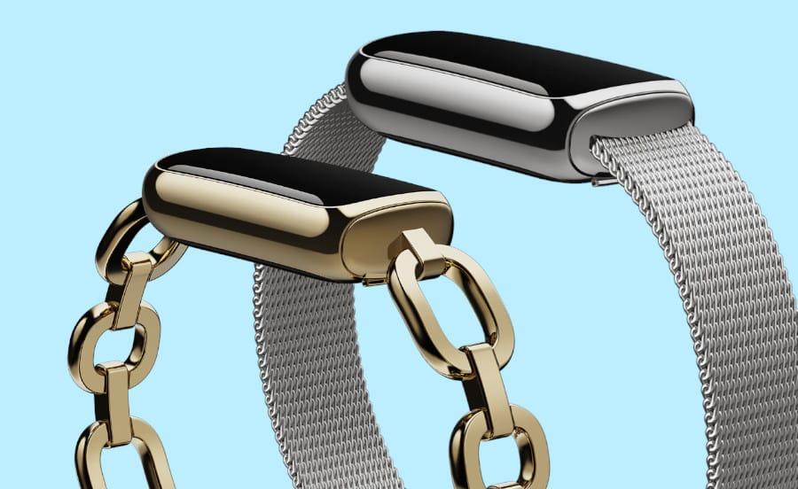 Fitbit Luxe luse fitnesstracker 2021 sieraad