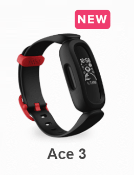 Fitbit Ace - Activity tracker - 2021