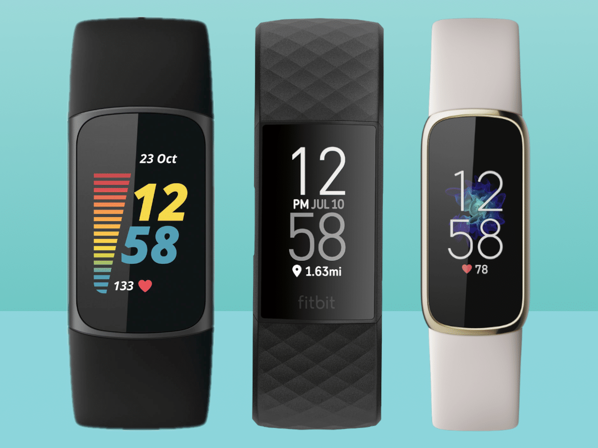 Charge 5 - Charge 4 - Fitbit Luxe