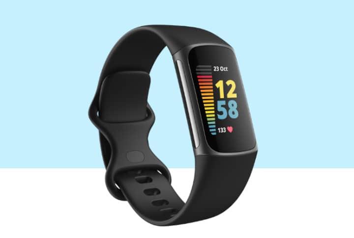 Fitbit Charge 5 - fitness- en gezondheidstracker. - 2021