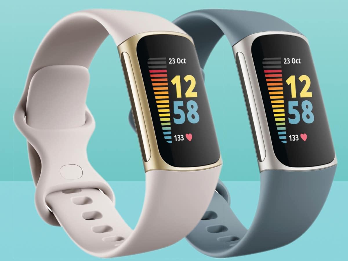 Fitbit Charge 5 nieuwe Fitbit 2021 kleurenscherm en diverse kleuren verkrijgbaar