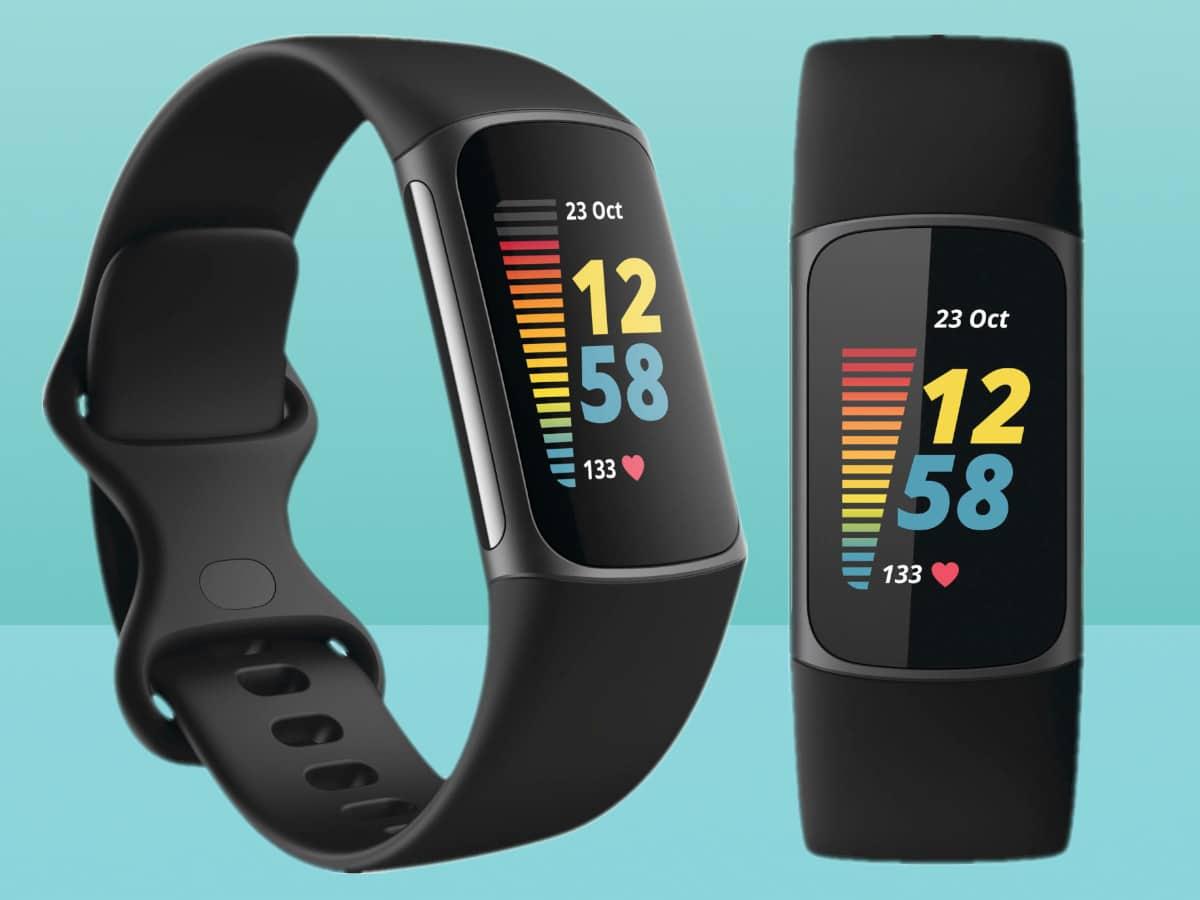 Fitbit Charge 5 nieuwe Fitbit 2021 kleurenscherm