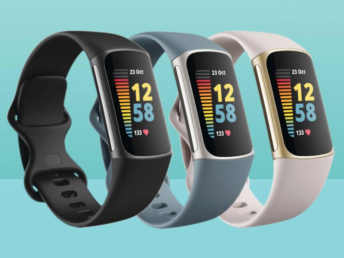 Nieuwe Fitbit Charge 5 met kleurenscherm 2021